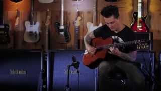 getlinkyoutube.com-Synyster Gates: Guitar Center Master Class Gypsy Jazz
