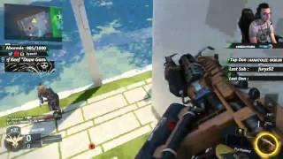 getlinkyoutube.com-302 Kills New World Record Black Ops 3 (Livestream Gameplay)