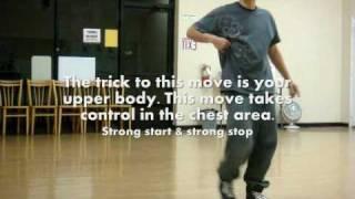 "Popping Tutorial | ""Speed Change"" & Body Control (U-Min Style) | Shawn Phan"