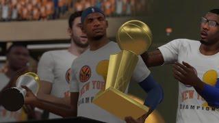 NBA 2K15 PS4 My Career - Panic Mode! NFG5