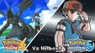 getlinkyoutube.com-Pokémon Champion Title Challenge 13: Adult Hilbert (Game Edited)