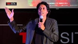 Cinema as a medium of change in society: Nagesh Kukunoor at TEDxSITM