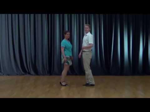 Discofox Basic Step (Grundschritt) (Hustle)