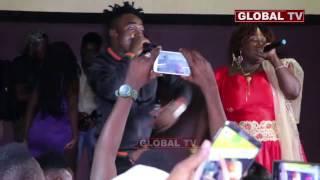 Asley na Khadija Kopa Walivyoizindua Wimbo Mpya  'Usiitie Doa' width=