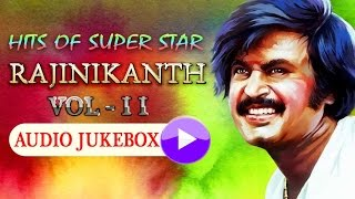Rajinikanth Romantic Songs Jukebox | Super Hit Songs Of Super Star | Best Hits Of Rajini | Vol 2