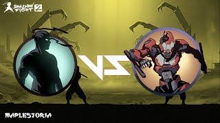 getlinkyoutube.com-SHADOW FIGHT 2 TITAN UPDATE: Shutting Cronos down!
