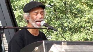 getlinkyoutube.com-Gil Scott-Heron, Winter In America, Central Park Summerstage, NYC 6-27-10 (HD)