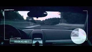 Porsche Carrera GT -Nurburgring Lap