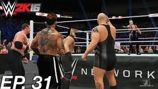 getlinkyoutube.com-WWE 2K16 My Career Mode - STING MIND GAMES! (EP. 31) [WWE MyCareer PS4/XBOX ONE/NEXT GEN Part 31]