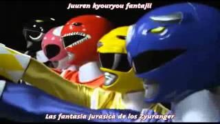 getlinkyoutube.com-Gokaiger Goseiger Super Sentai 199 Hero Great Battle - Ending Creditless