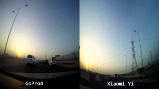 getlinkyoutube.com-4K Time Lapse Battle: GoPro4 vs Xiaomi Yi