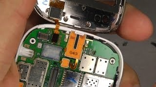 getlinkyoutube.com-Nokia C7 ♥ Screen Repair / Replace / Change a Broken LCD (AMOLED) or Touch Screen (Digitizer)