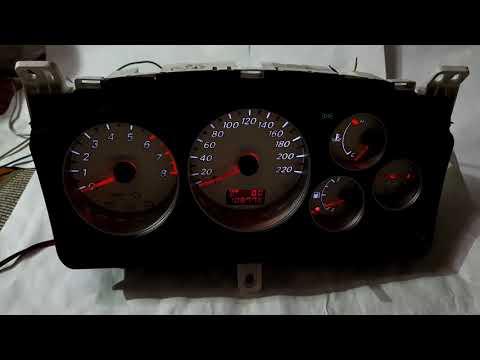 Панель приборов Mitsubishi Lancer 9