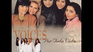 Voices - Por toda Vida - CD completo