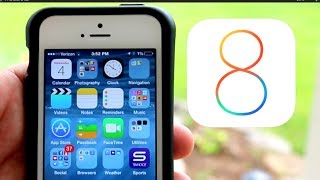 iOS 8- 5 New Features