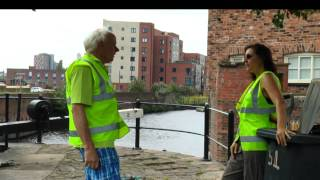 Ancoats Canal Clean Up - Headline News