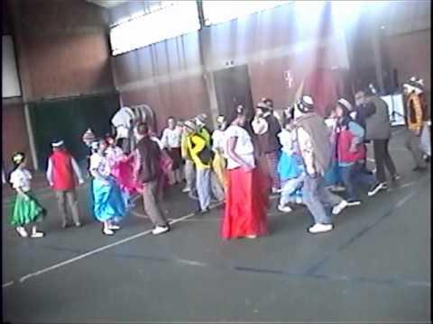 Danza andina inem santiago perez