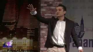 getlinkyoutube.com-Papanin Show - Samandar Rzayev ( Stand Up )