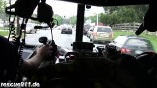 getlinkyoutube.com-[Ride along] Engine 825 CVFD/PGFD