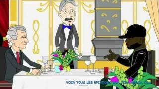 Sefyu rencontre De Villepin - Oui, je le suis (kebab caviar)