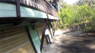 getlinkyoutube.com-Abandoned houses in the woods