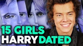 "15 Girls That Harry Styles Has ""Dated"""