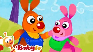 getlinkyoutube.com-Kenny & Goorie Meet Friends - New episodes daily on BabyTV