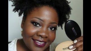 getlinkyoutube.com-Black Opal Creme to Powder Foundation