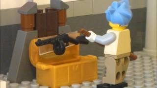 getlinkyoutube.com-NAZI ZOMBIE LEGO STOPMOTION