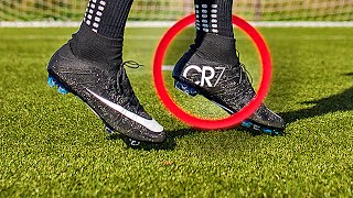 getlinkyoutube.com-Ultimate Cristiano Ronaldo Nike Superfly 4 Test & Review by freekickerz