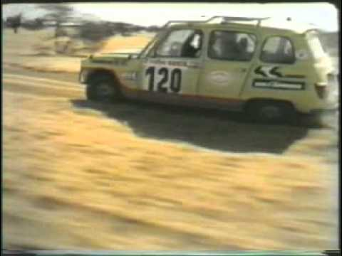 Renault 4 alla Parigi Dakar - R4 4L Paris-Dakar part.1