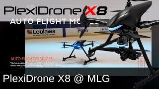 PlexiDrone X8   Review of Completed Plexi Drone Flight Video (Plexidrone @ MLG)