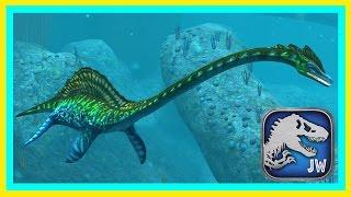 getlinkyoutube.com-Max Styxosaurus   Jurassic World - The Aquatic Park   #12