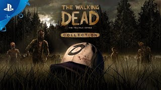 The Walking Dead Collection – Announce Trailer | PS4