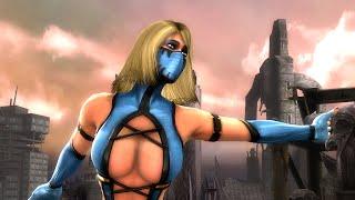 getlinkyoutube.com-MK9 | Blonde Mileena Expert Ladder By Eh SnOwY [ No Losses ] [PC]