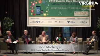 Technology and Personalized Medicine  - The 2016 Health Care Conference