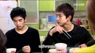 Jin Guk&Sam Dong --Can't I Love You-- [TH Sub]