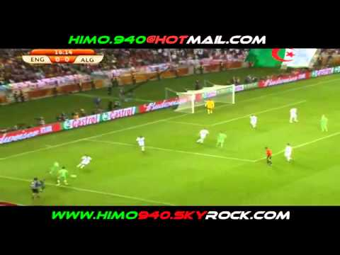 Algerie vs England HD