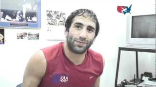 getlinkyoutube.com-Mike Zadick on his preparation and work at the second U.S. training camp