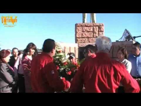 Colosio recordado en Agua Prieta a 18 años de su muerte notidiario