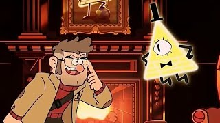 getlinkyoutube.com-Bill & Ford Scene Weirdmageddon 3 [GRAVITY FALLS]