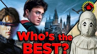 getlinkyoutube.com-Film Theory: Is Miss Peregrine's BETTER than Hogwarts? (Miss Peregrine's Home for Peculiar Children)