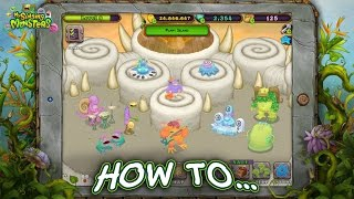 getlinkyoutube.com-My Singing Monsters How To: Use Composer Island
