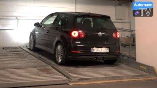 VW Golf V R32 (250hp) Stock - Cold Start SOUND (60 fps)