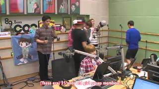 getlinkyoutube.com-[Eng Sub] 150707 BTOB Kiss The Radio Full