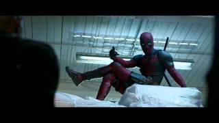 getlinkyoutube.com-Deadpool 2016 - Funny scenes where is Francis 1080p HD