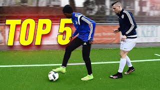 getlinkyoutube.com-TOP 5 Ingame EURO 2016 Football Skills To Learn - Tutorial