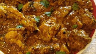 getlinkyoutube.com-Chicken Masala curry recepi ( Gravy type) Excellent for chapati, puri & Rice