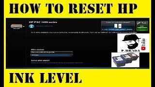 How to Reset HP Ink Level