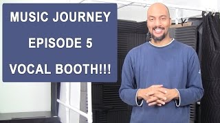 getlinkyoutube.com-How To Build A Vocal Booth ~ My Music Journey Episode 5